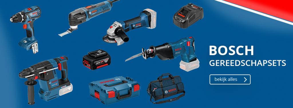 Bosch gereedschap sets