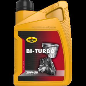 Kroon Oil MOTOROLIE 20W-50 BI-TURBO 1 liter