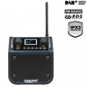 Perfectpro bouwradio digital DAB+Pro met LCD scherm