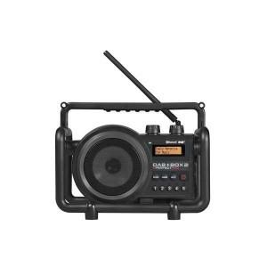 Perfectpro Digital Bouwradio DAB+BOX-2