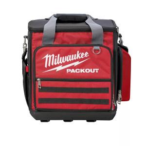 Milwaukee Packout Tech-Bag / techniektas diverse vakken+ Laptop vak