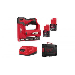 Milwaukee M12 BST-202X Accu Nietmachine 12V - 4933459635
