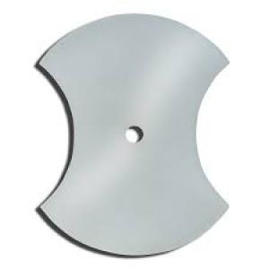 Carat Steunschijf voor Dustec Ø122mm