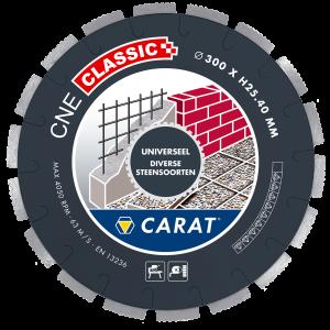 Carat Laser Universeel Standard CNE Ø350x25.4mm