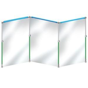 Stofvrij werken met de Starter kit 4.5 van Curtain-Wall