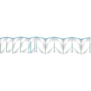 Stofvrij werken met de Master kit 4.5 van Curtain-Wall