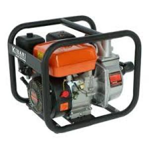 Kibani Waterpomp WP60000 met 4 Takt motor 196cc / 6.5 pk /2'