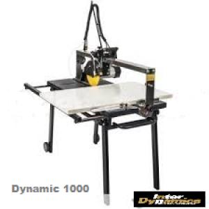 Interdynamics Tegelzaagmachine Dynamic 1000