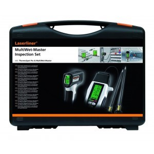 Laserliner MultiWet-Master Inspection-Set
