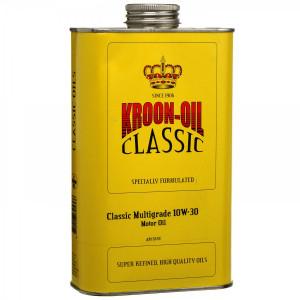 Kroon Oil Motorolie  Classic Multigrade  10W-30