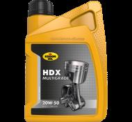 Kroon Oil MOTOROLIE HDX 20W-50 1 liter