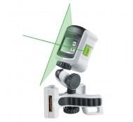 Laserliner Smart Vision-Laser Set (groen) kruislijnlaser