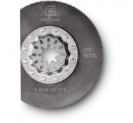 Fein HSS-zaagblad gesegmenteerd Ø 85mm