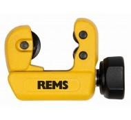 Rems RAS Cu-INOX 3-28 Mini Pijpsnijder voor RVS