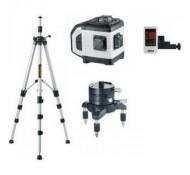 Laserliner Precision Plane-Laser 3D Pro 360 lasercirkel 036.400A+ontvanger