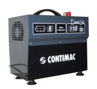 Contimac Stille Compressor CM 110/8/5 W