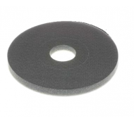 Flex Velcro Tussen spons adapter rond 225 mm