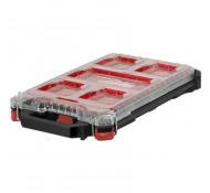 Milwaukee Mini Packout Slim Organizer - 380 x 250 x 65mm ENKEL