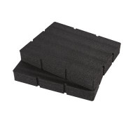Milwaukee Packout Foam voor 2 & 3 laden Box