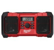 Milwaukee M18 JSR-0 Bouwradio body 18V Li-Ion  4933451250