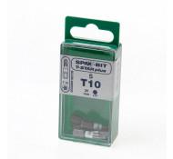 Spax schroefbit T-Star plus Torx 10 - set van 5 stuks