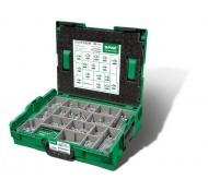 SPAX spaanplaat schroeven Montagekoffer, L-BOXX,  WIROX Torx + bitset
