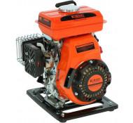 Kibani Waterpomp WPGW 10R35 met 4 Takt motor 98cc / 1.5 pk