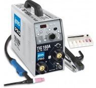 Contimac TiG Las INVERT TIG 160 DC HF