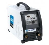 Contimac TiG Las INVERT TIG 300 DC HF  400 V kracht