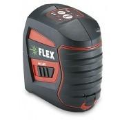 Flex ALC 2/1-G zelfnivellerende kruislijnlaser