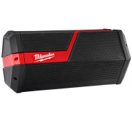 Milwaukee M12-18 JSSP-0 Bluetooth Speaker