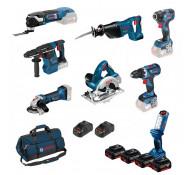 Bosch accu gereedschapset 0615990K9H