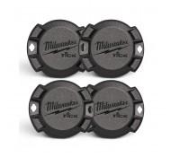 Milwaukee BTM 1 Bluetooth® tracking Tick module voor gereedschap 4 stuks