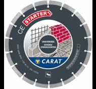 Carat Diamant zaagblad Universeel CE-Starter 400x20mm voor Doorslijper