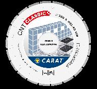 Carat Laser Natuursteen Premium Ø350x25.40mm