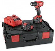Flex accu boor-/schroefmachine DD 2G 10.8-LD/4.0 Set - 418064
