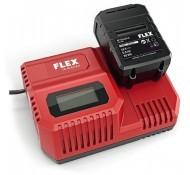Flex snellader CA 10.8/18V