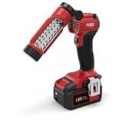 Flex LED-werklamp 18Volt WL 18.0