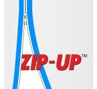 Curtain-wall modules verbinden met de Zip-up