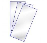Curtain-Wall Folie voor module 120 - hoogte 400cm