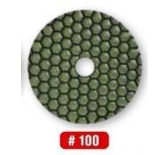 Carat natuursteen polijsten diamant polijstschijf EGP 100 125mm EGP0500000