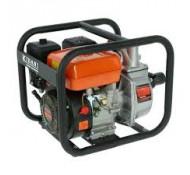 Kibani Waterpomp WP60000 met 4 Takt motor 196cc / 6.5 pk /3'