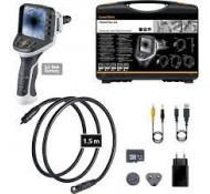 Laserliner VideoFlex G4 ultra Inspectiecamera in koffer - 9mm x 10 meter