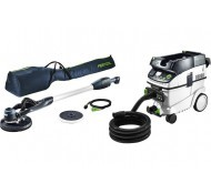 Festool schuurmachine set Planex easy LHS-E 225/CTL36-Set