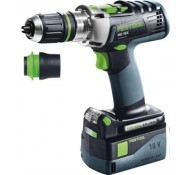 Festool accu klopboormachine PDC 18/4 Li 5,2 Plus SCA
