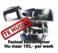 Huur: Festool kantenlijmer huren KA 65 Conturo Plus