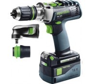 Festool PDC18/4 Li 5,2-Set  accu klopboormachine