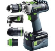 Festool PDC 18/4 Li 5,2 Set XL accu klopboormachine