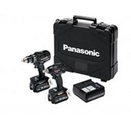 Panasonic Set, accu combo set EYC225LJ2G