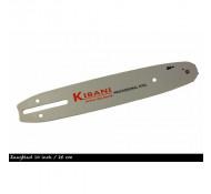 Kibani Zwaard / zaagblad 25cm - 10 inch